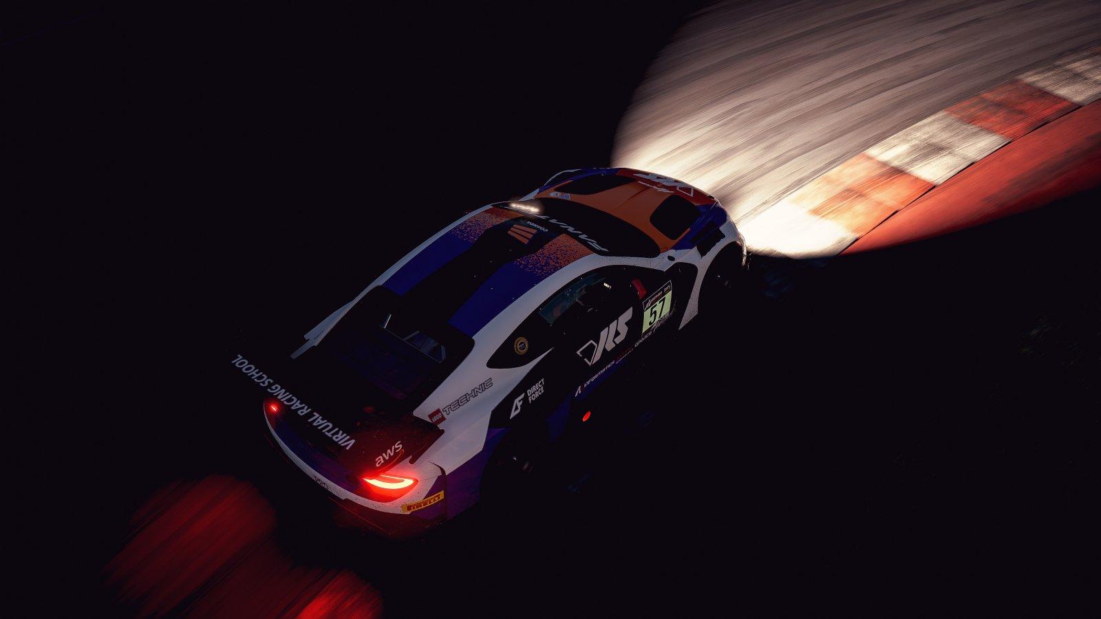 Misano 57 Dayne Warren Bentley Continental GT3 VRS Coanda Simsport
