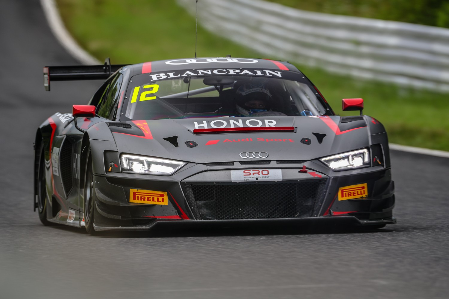 Rump and Picariello share GT3 poles as Team Studie star on home soil in Suzuka