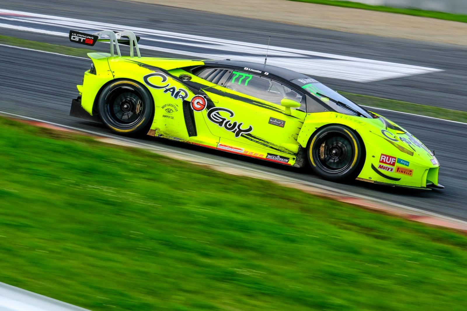 Fuji winners CarGuy Racing confirm Blancpain GT Series Asia