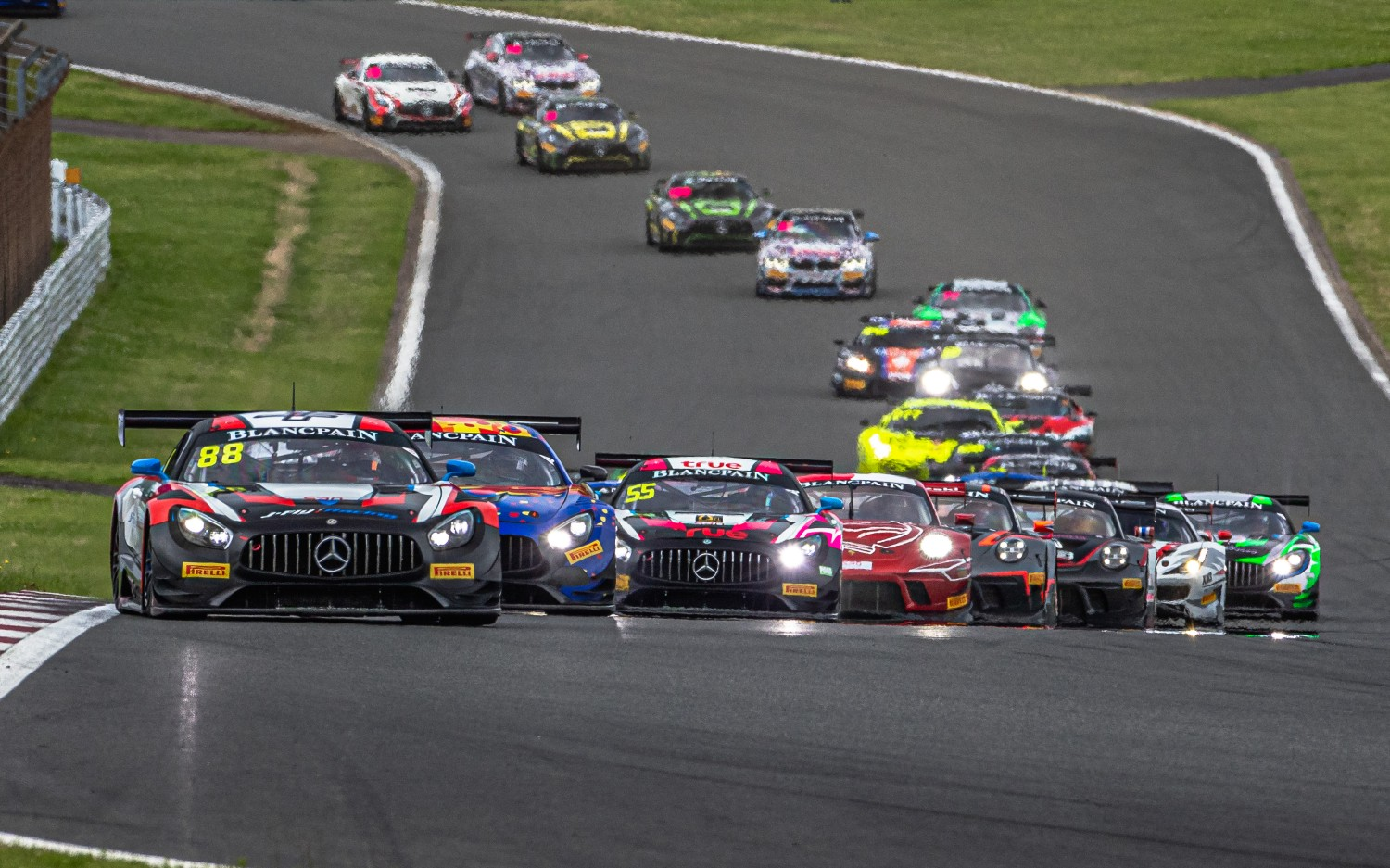 SRO reveals newly revised GT World Challenge Asia Powered by AWS calendar