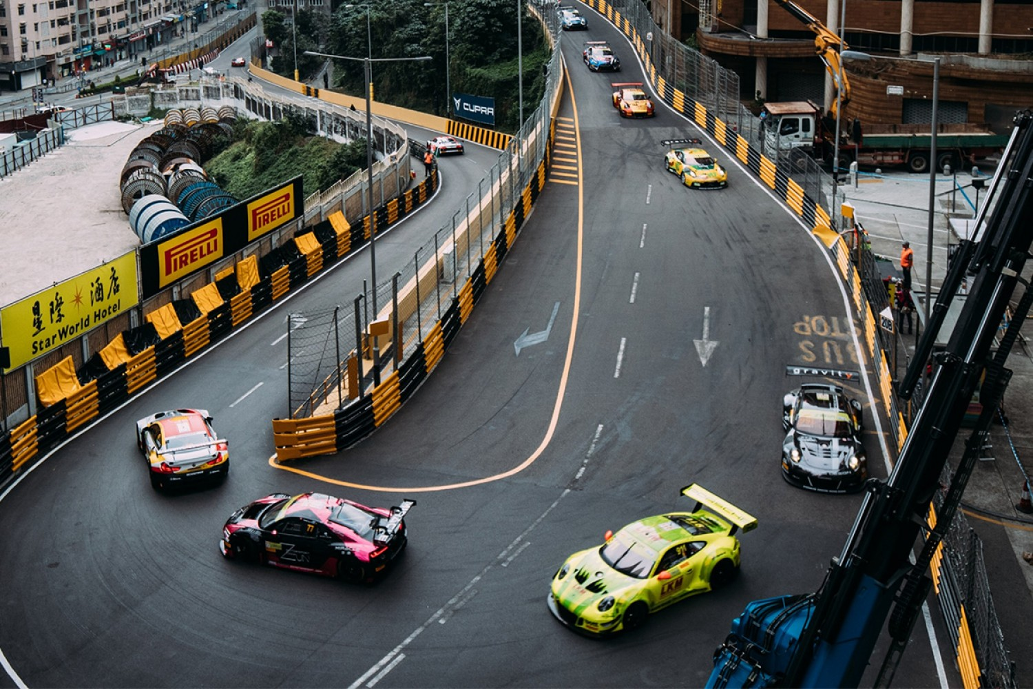 Blancpain GT World Challenge Asia Teams' and Drivers' champions confirm Macau entries